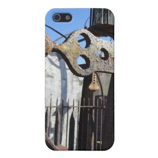 Ironwork iPhone 5 Skydd