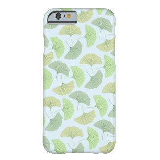 Irrande grönt fodral för GingkoiPhone 6/6s Barely There iPhone 6 Skal
