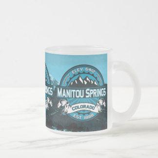Is för Manitou vårmugg Frostad Glasmugg