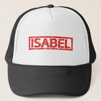 Isabel frimärke keps