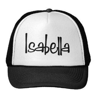 Isabella hatt keps