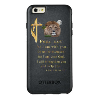 Isaiah 41:10 OtterBox iPhone 6/6s plus skal