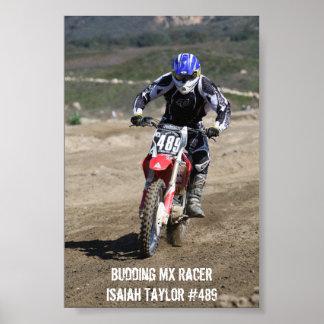 Isaiah Taylor #489 affisch