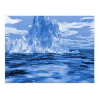 Isberg Iceburg Vykort