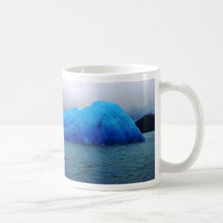 Isberg Upsala glaciär, Lago Argentina Kaffemugg