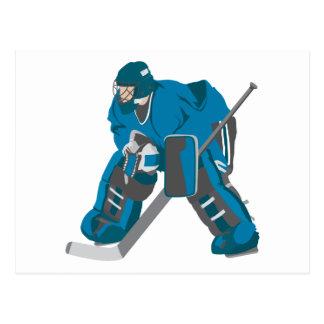 Ishockey Vykort