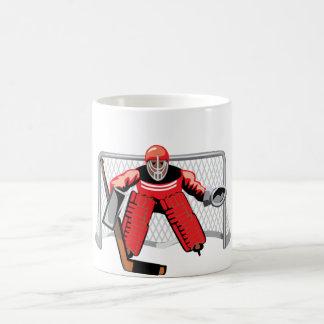 IshockeyGoaliemugg Kaffemugg