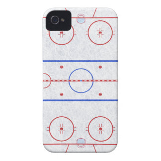 Ishockeyisbana iPhone 4 Cover