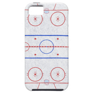Ishockeyisbana iPhone 5 Case-Mate Skal