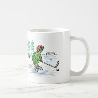 Ishockeysköldpaddamugg Kaffemugg