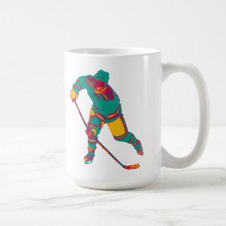 Ishockeyspelare (krickan), personlig mugg