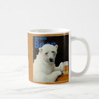 Iskall björn kaffemugg