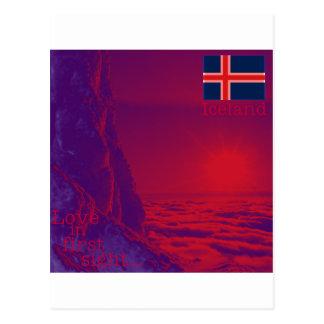 Island Vykort