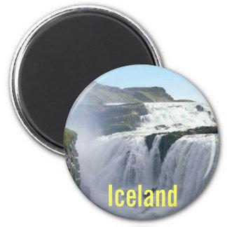 Islandmagnet Magnet