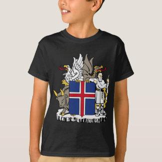 Islandvapensköld Tee Shirts