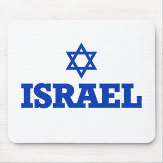 Israel davidsstjärna mus matta