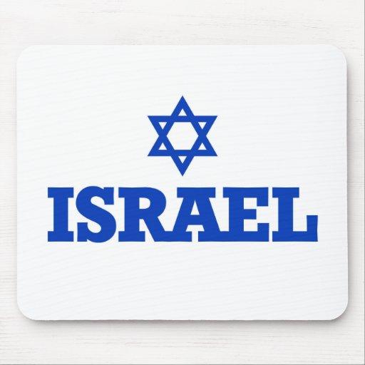 Israel davidsstjärna mus mattor