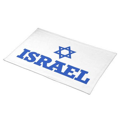 Israel davidsstjärna underlägg