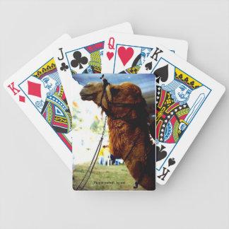 Israeliska kamelpokerkort spelkort