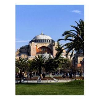 Istanbul skönhet vykort