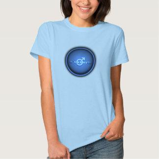 It´s en pojkeWomen´s T-tröja T-shirt