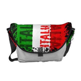 Italia flaggamessenger bag kurir väskor