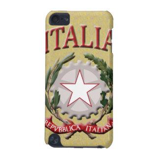 Italia vapensköld iPod touch 5G fodral