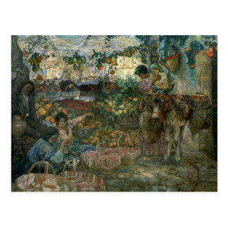 Italien 1911 vykort