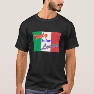 Italien är för älskare tröjor