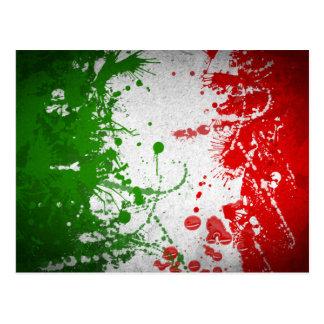 Italien fodrar vykort