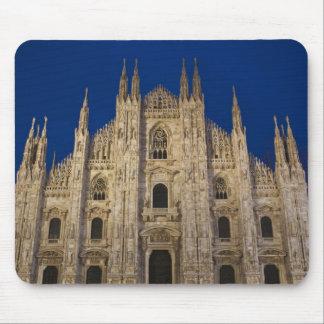 Italien Milan landskap, Milan. Milan domkyrka, Musmattor