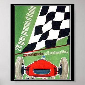 italien Monza för tävling för bil för