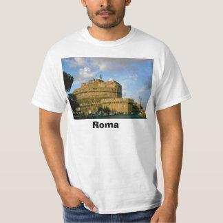 Italien Rome, Roma, Castel Santa ANgelo T-shirt