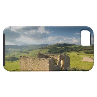 Italien Sicily, Enna, Pergusa, gammalt iPhone 5 Hud