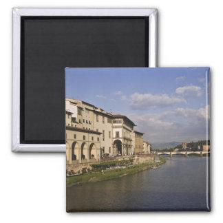 Italien Tuscany, Florence. Dagen beskådar av Magnet