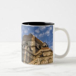Italien Tuscany, Florence. Duomoen. 2 Två-Tonad Mugg