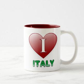 Italien Två-Tonad Mugg