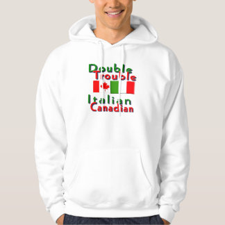 Italienare-Kanadensare Sweatshirt
