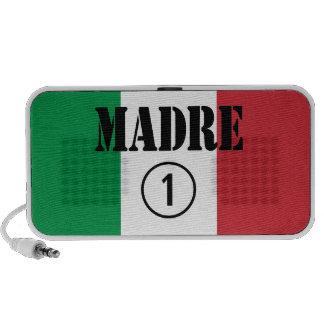 Italienare - talande mammor mammor Madre Numero
