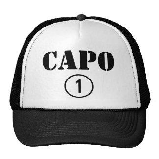Italienarechefer: CapoNumero Uno Keps