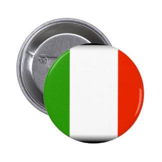 Italienflagga Knappar