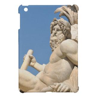 Italiensk arkitektur i piazzaen Navona, Rome, iPad Mini Fodral
