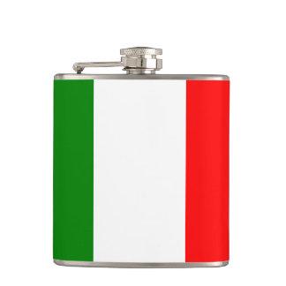 Italiensk flagga av den italienBandiera d'Italiaen Fickplunta
