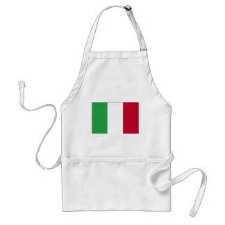 ITALIENSK FLAGGA FÖRKLÄDE