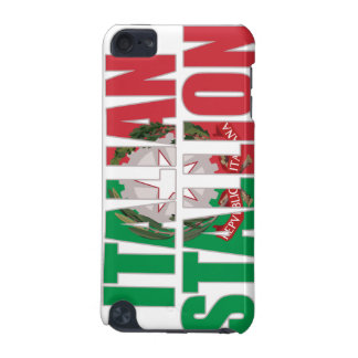 Italiensk hingst iPod touch 5G fodral