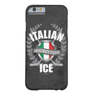 Italiensk ishockey barely there iPhone 6 fodral