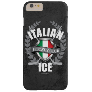 Italiensk ishockey barely there iPhone 6 plus fodral