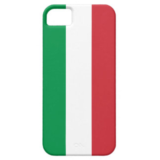Italiensk italien för flaggaiphone case | iPhone 5 Case-Mate skal