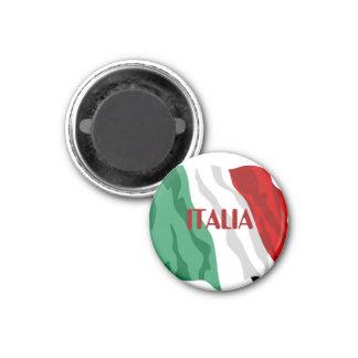 """Italiensk magnet för flagga""""Italia"""" kylskåp"""