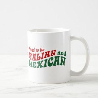 Italiensk mexikan kaffemugg